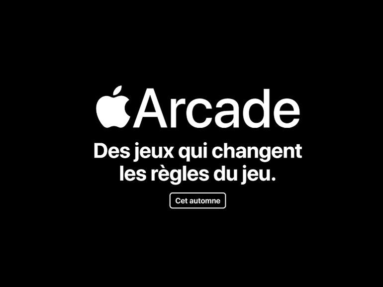 Apple Arcade, le service de jeux vidéo devrait être proposé à moins de 5 dollars par mois