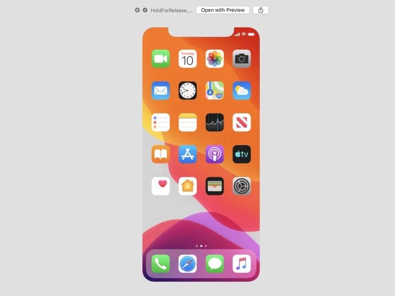 iPhone 11 (iPhone 2019) : la date de la keynote serait apparue dans la dernière beta d'iOS 13