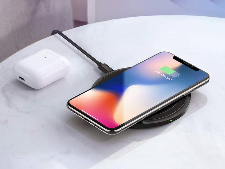 Bon plan : un chargeur sans Fil Qi pour smartphones à 7,99€