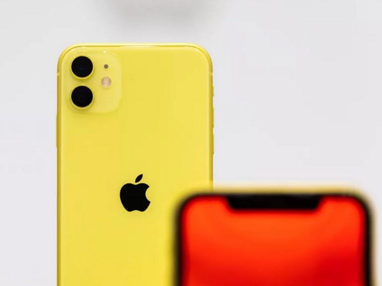 iPhone 11 : oubliez la version 64 Go, ce n'est plus suffisant