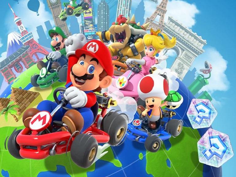 Mario Kart Tour : premiers tours de pistes le 25 septembre sur iOS et Android