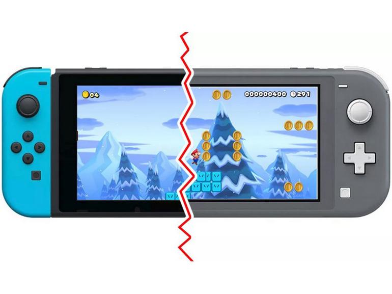 Nintendo Switch 2019 vs Nintendo Switch Lite : laquelle choisir ?
