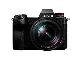 Panasonic LUMIX S1H : un hybride plein format pour les vidéastes, filmant en 6K
