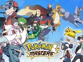 Pokémon Masters est disponible sur Android et iOS