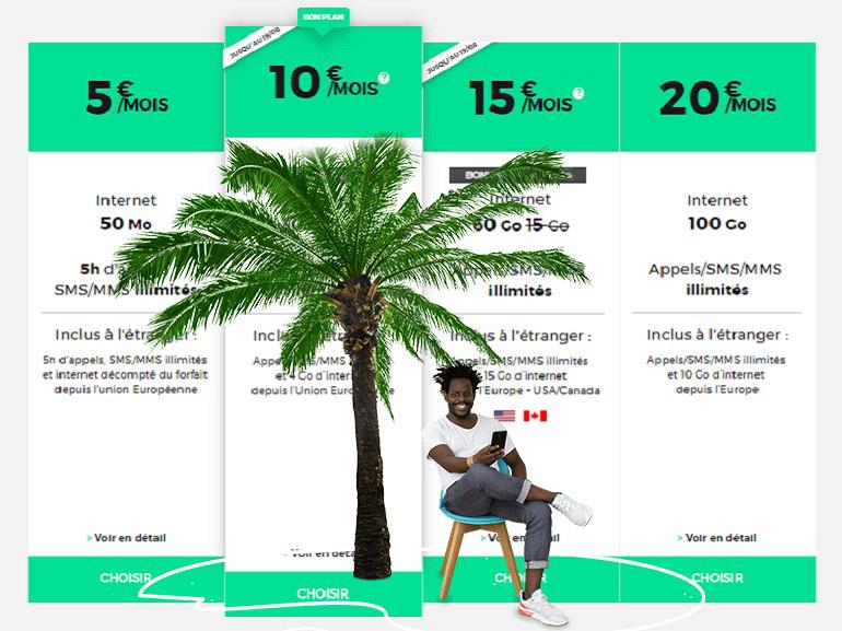 RED by SFR : les meilleurs bons plans forfaits mobile et fixe de la semaine