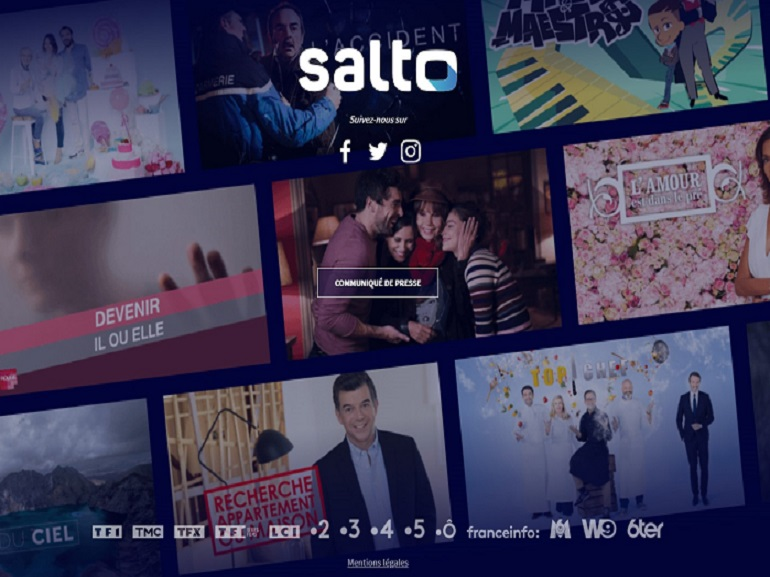 Du rififi chez Salto : Free dépose un recours auprès du Conseil d'État