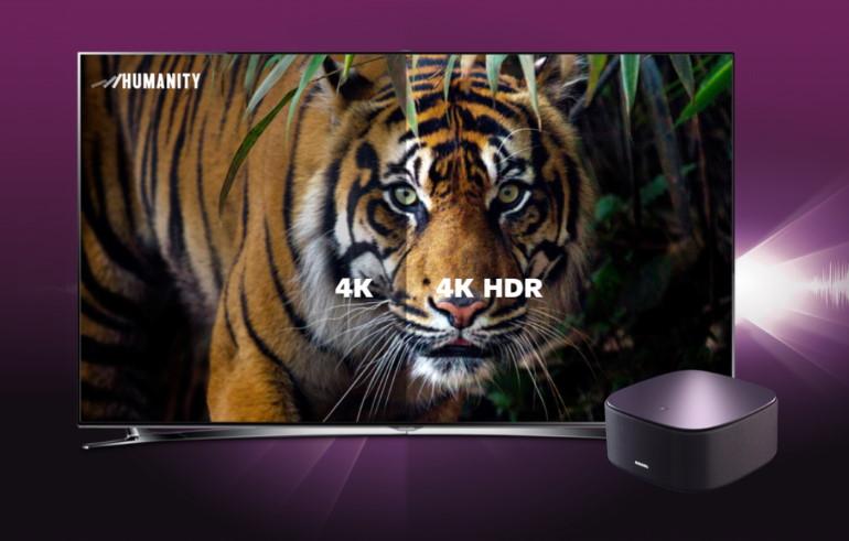 SFR Box 8 TV 4K