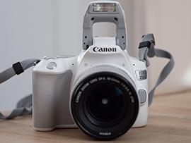 Canon EOS 250D: un très bon reflex pour débuter