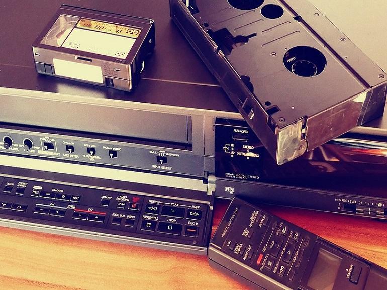Il y a 40 ans : l'invention de la VHS, une révolution dont l'industrie du cinéma se souviendra
