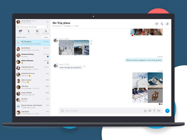Skype propose de nouvelles fonctionnalités pour améliorer la conversation par chat