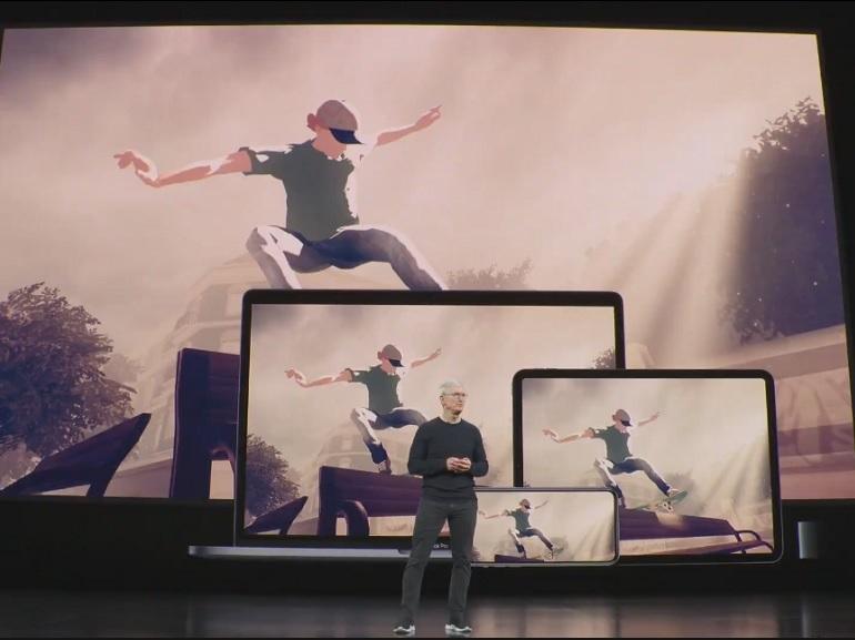 Apple Arcade en direct de la conférence : sortie le 19 septembre à 4,99€ par mois
