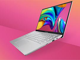 Test du PC portable Asus Vivobook S412, complet avec un pavé numérique malin