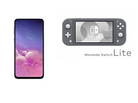 Bon plan : Samsung Galaxy S10e + Nintendo Switch Lite à 599€ sur Cdiscount