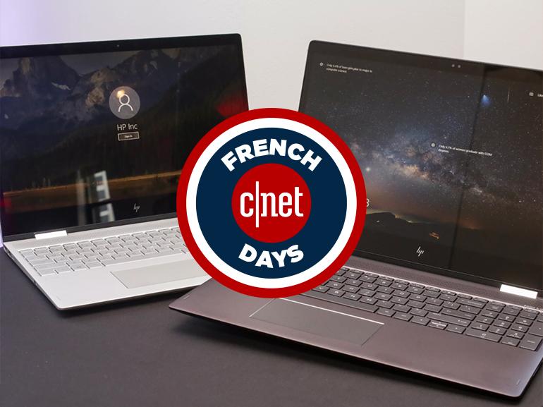 French Days, dernier jour : notre sélection de PC portables du 10 au 17 pouces