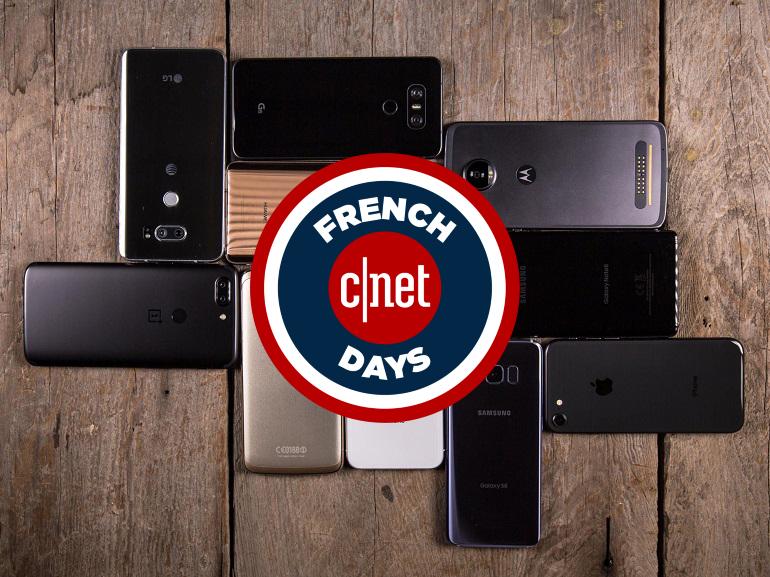 Bons plans French Days 2020 : Apple, Samsung, Xiaomi, les meilleurs smartphones en promo - CNET France