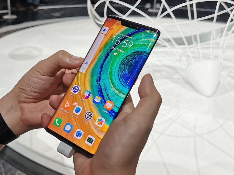 Huawei : 240 millions de smartphones écoulés et un chiffre d'affaire en hausse en 2019