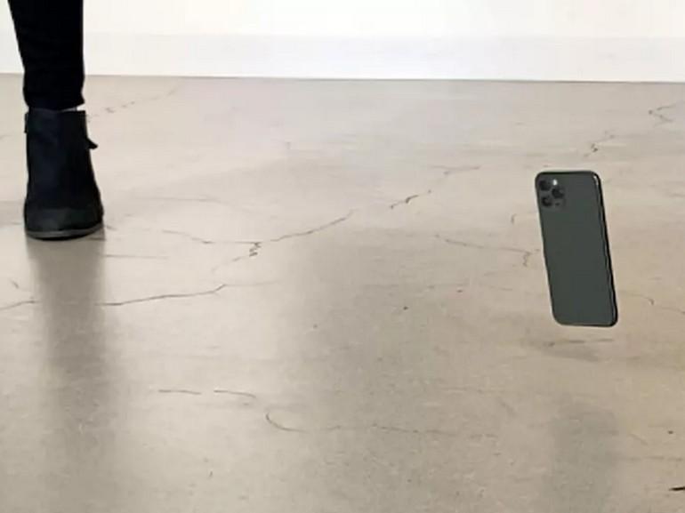 iPhone 11 et iPhone 11 Pro : le crash test