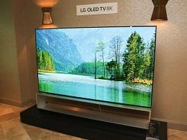 IFA 2019 : les téléviseurs LG 8K arrivent en France fin septembre