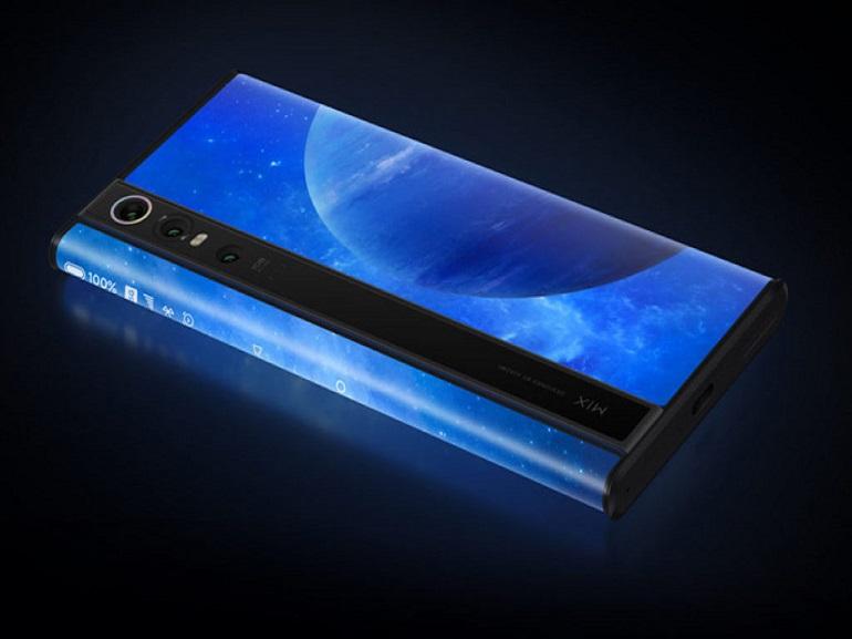 Xiaomi innove avec le Mi Mix Alpha, un smartphone doté d'un écran à 360°