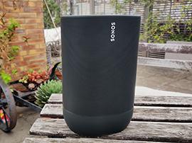Test - Sonos Move : une enceinte à tout faire efficace, durable, mais imposante, et si chère...