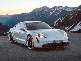 Porsche lève le voile sur la Taycan, sa première voiture 100% électrique