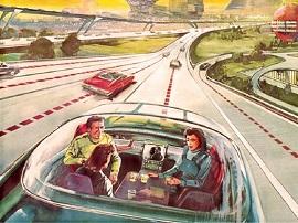 Sur terre et dans les airs : comment nous déplacerons-nous en 2050 ?