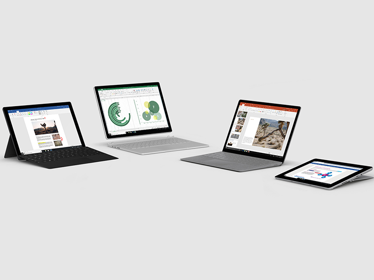 Microsoft : jusqu'à 589 euros d'économie sur les produits de la gamme Surface