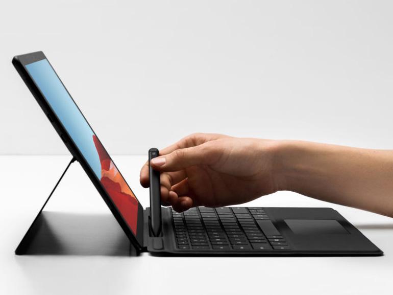 La nouvelle Surface Pro X se montre en images et en vidéo