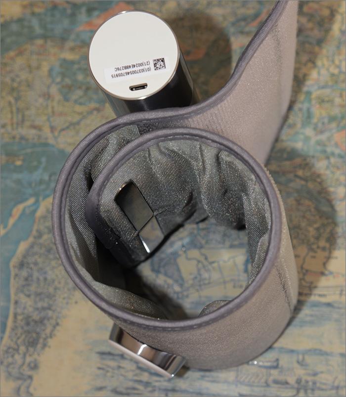 Capteurs du tensiomètre