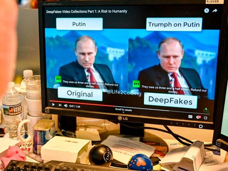 La Californie légifère contre les deepfakes politique