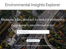 Grâce à Google, les villes peuvent mieux mesurer la pollution urbaine