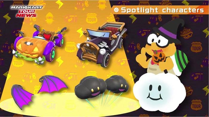 Mario Kart Tour Date De Sortie Prix Téléchargement