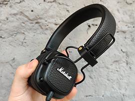 """Test Marshall Major III Voice : un casque """"intelligent"""" très endurant, mais qui ne vaut pas son prix"""