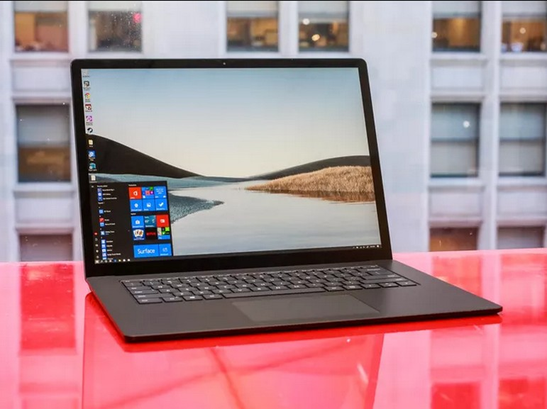 Microsoft Surface Laptop 3 13.5 pouces