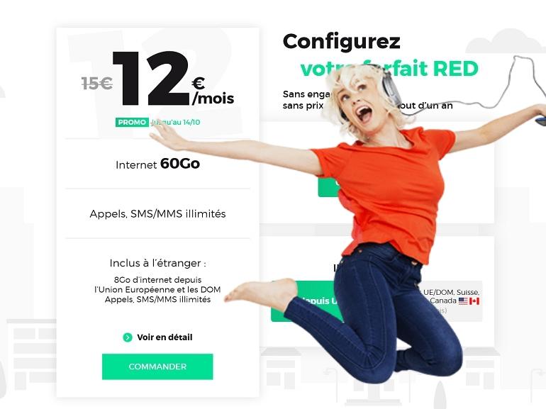 RED by SFR : notre sélection des (vrais) bons plans sur les forfaits mobile et box Internet