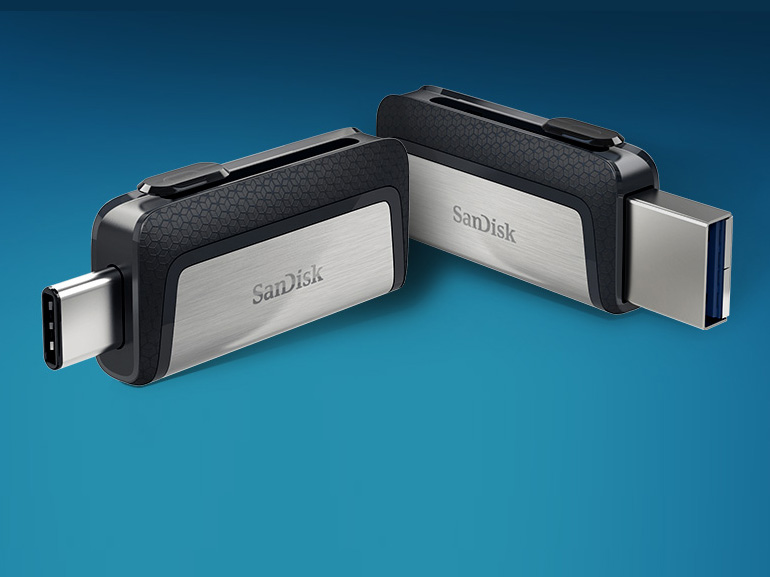 Test SanDisk Ultra Dual Drive type-C : notre avis - CNET France