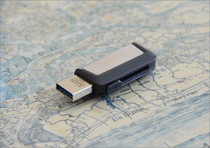 Port USB-A