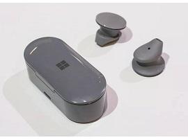 Microsoft Surface Earbuds : des écouteurs True Wireless pour le moins atypiques