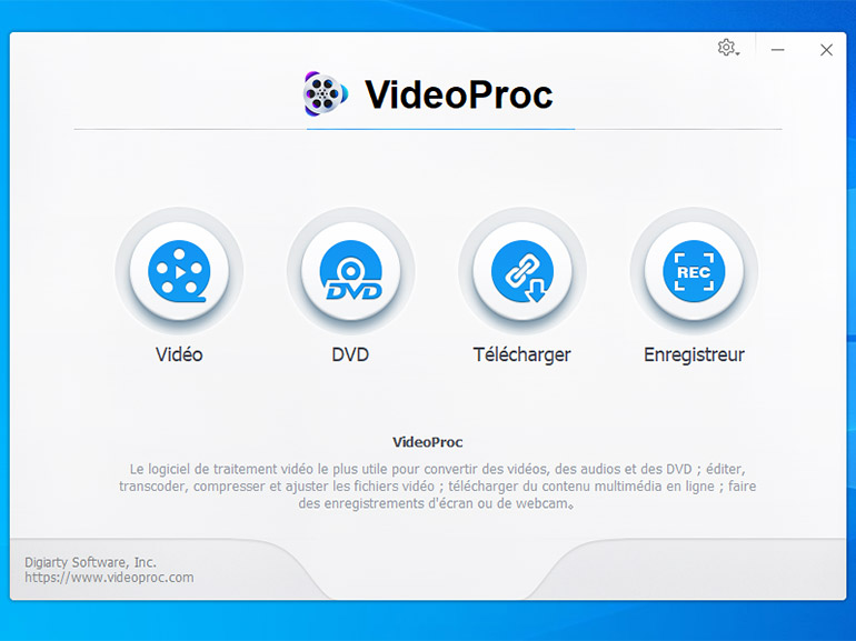 Cadeau : une licence Videoproc offerte pour le traitement vidéo sur PC ou Mac