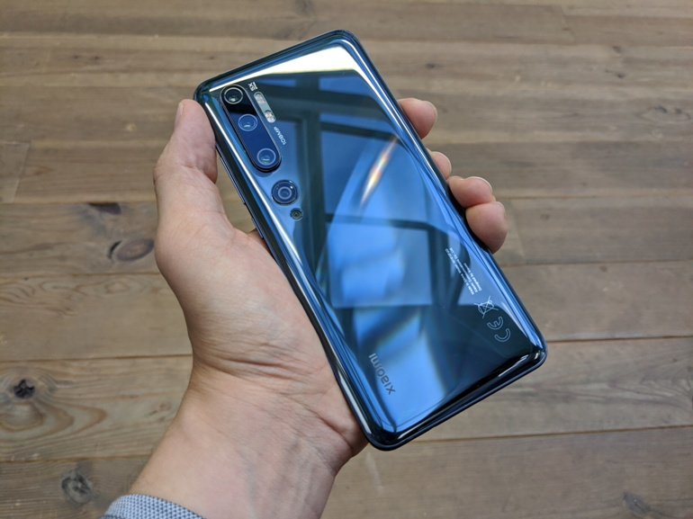 IMG 20191105 111921 - Xiaomi Mi A3, Mi 9 Lite or Mi Note 10: which one to buy? - CNET France