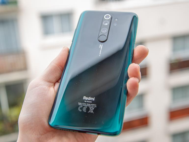 Test Xiaomi Redmi Note 8 Pro : notre avis - CNET France