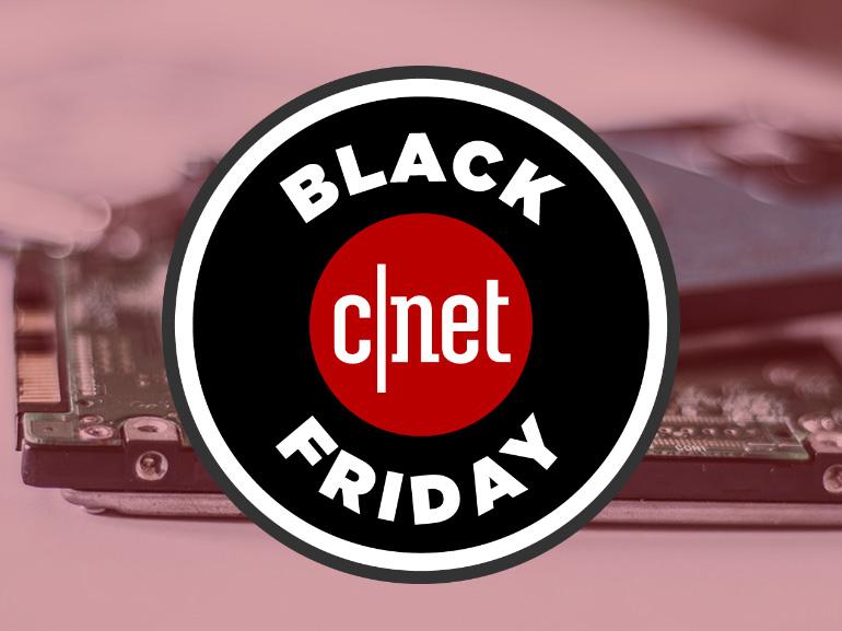 Black Friday : 60 modèles de SSD et disques durs à prix cassés