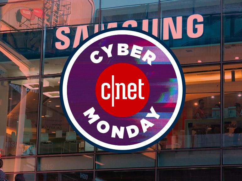 Cyber Monday : Galaxy S10, Watch Active, TV, des prix cassés sur de nombreux produits Samsung