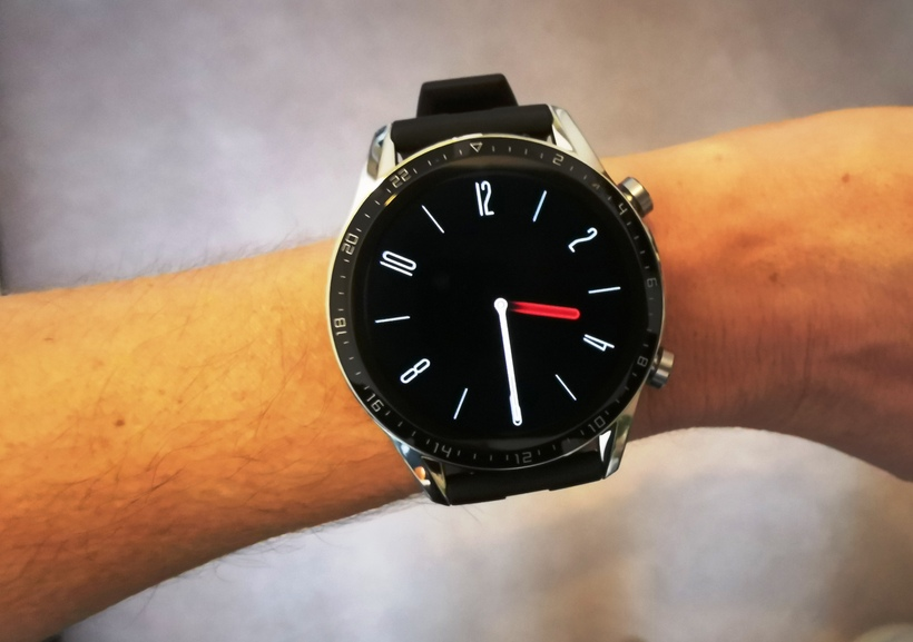 Test Huawei Watch GT 2 : notre avis CNET France