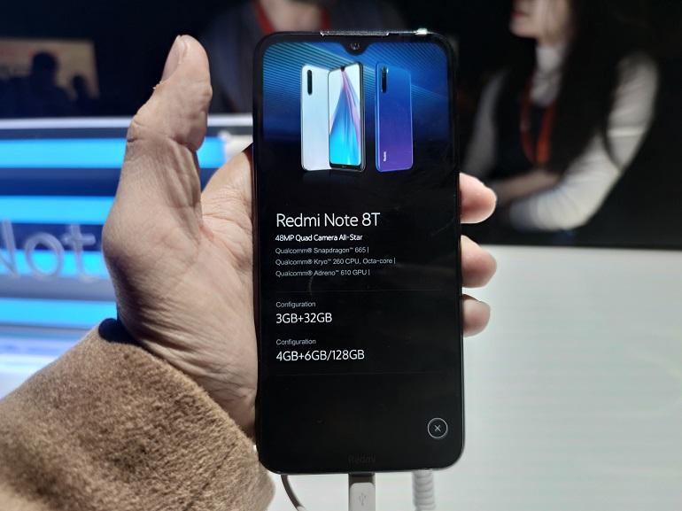 Prise en main – Xiaomi Redmi Note 8T : la nouvelle référence sur l'entrée de gamme ?