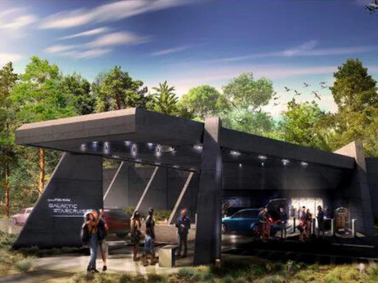 Disney nous en dit un peu plus sur son futur hôtel Star Wars Galactic Starcruiser