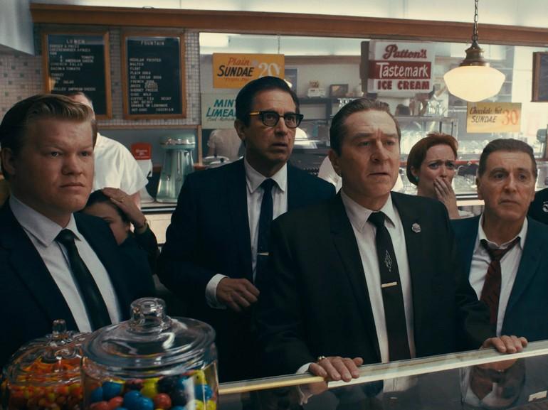 The Irishman sur Netflix : le numérique pour rajeunir De Niro, ça ne suffit pas