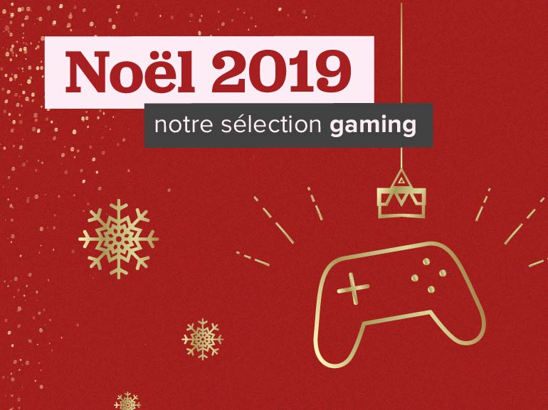 Guide d'achat de Noël : quelle console, jeux et accessoires gaming mettre sous le sapin ?