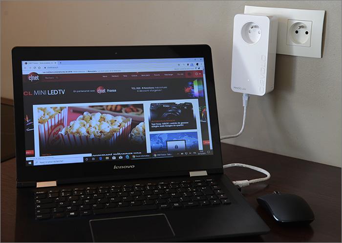 Connexion à un PC