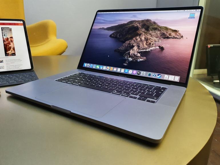 Test Apple MacBook Pro 16 pouces : notre avis CNET France